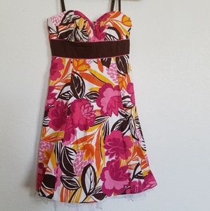 City Triangles Dresses - womens size 9 sundress